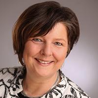 Pflegedirektorin Frau Dr. phil. Sabine Berninger, Augsburg